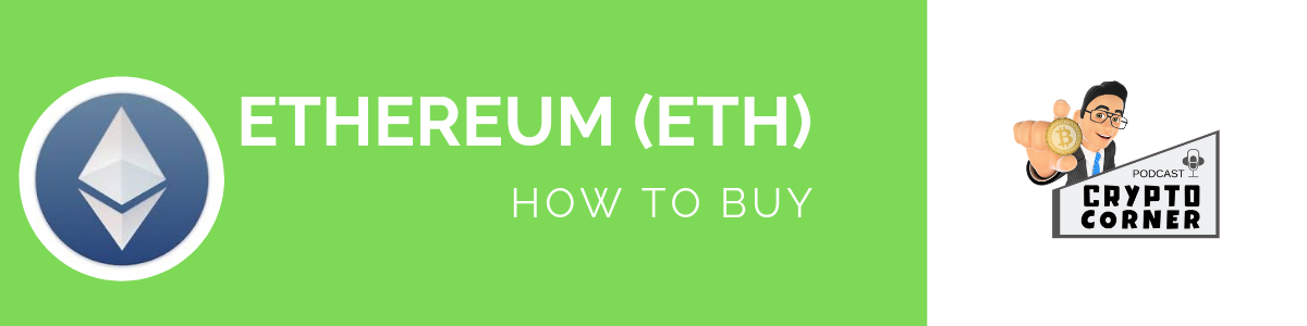 How To Buy ETH – 2018 Guide