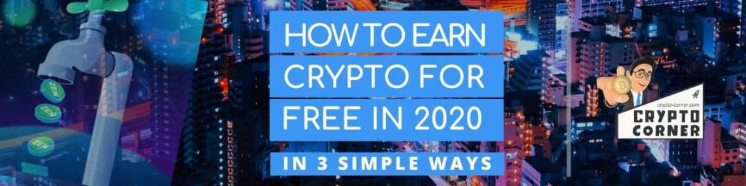 how to earn cryptocurrency for free